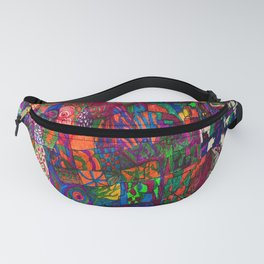 Somewhere. Fanny Pack