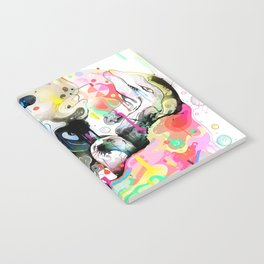 Ink Fight Colors Notebook