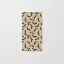 Death's-head hawkmoth Hand & Bath Towel