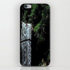 Cucumber Falls iPhone & iPod Skin