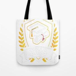 Class-of-2019---Class-of-2019-Graduation-T-Shirt Tote Bag