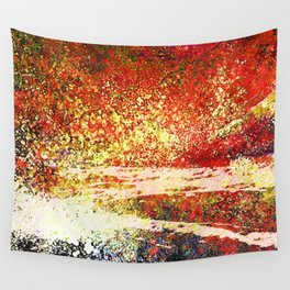 Hollowfield Four Months Wall Tapestry