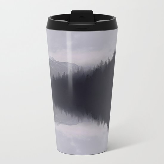 British Columbia Dreaming Metal Travel Mug