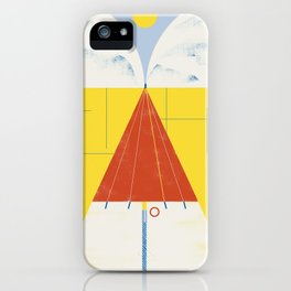 SUMMER QUEST iPhone Case