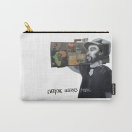 EVERYONE DESERVES MUSIC HIS WAY Carry-All Pouch