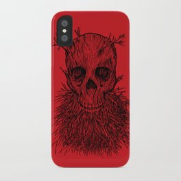 The Lumbermancer iPhone Case
