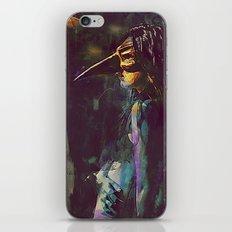 Miasma iPhone & iPod Skin