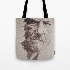 HALF FACE II Tote Bag