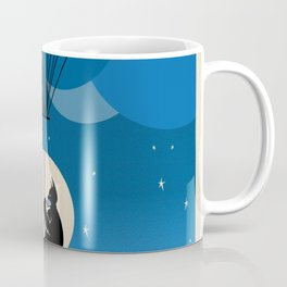 Balloon Bat Coffee Mug