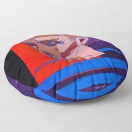 PABLO PICASSO PORTRAIT Floor Pillow