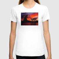 godzilla T-shirts featuring Godzilla by Danielle Tanimura