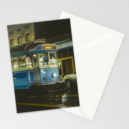 Trolley- Memphis Photo Print Stationery Cards