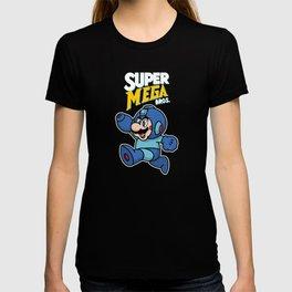 Super Mega Bros T-shirt