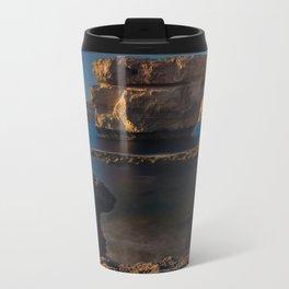Azure Window Metal Travel Mug