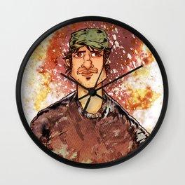 Robert Rodriguez Wall Clock