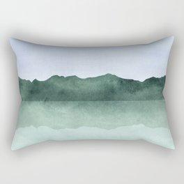 Water, earth, sky. Rectangular Pillow