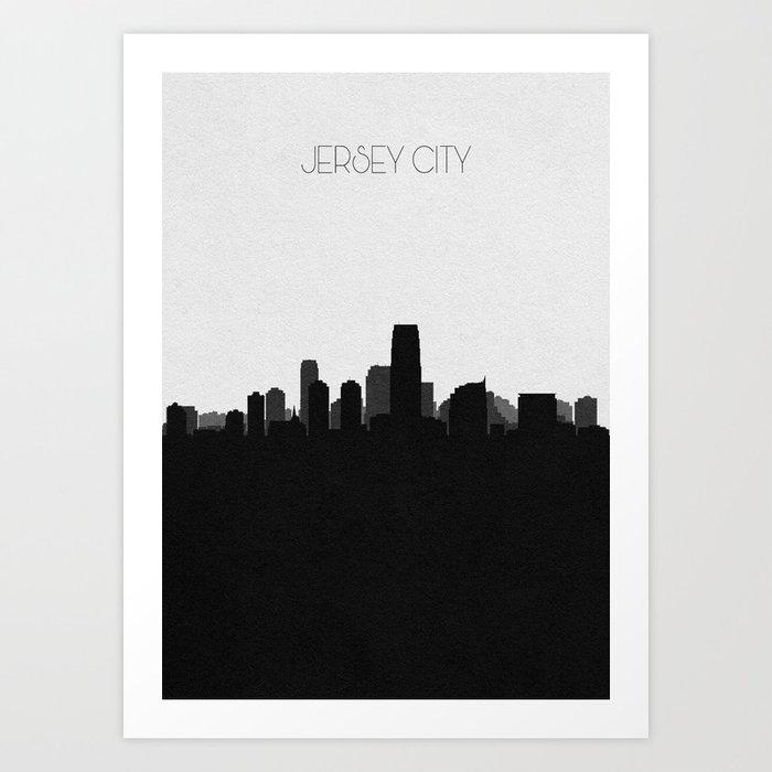 City Skylines: Jersey City Kunstdrucke