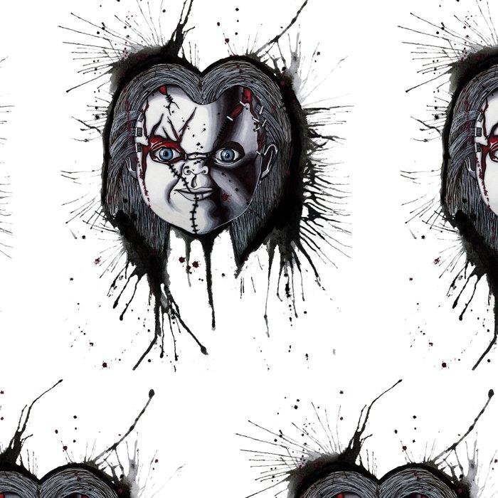 The Horror of Chucky Leggings