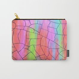 Stain Glass Carry-All Pouch