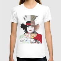 mad hatter T-shirts featuring Mad Hatter by Maryamodi