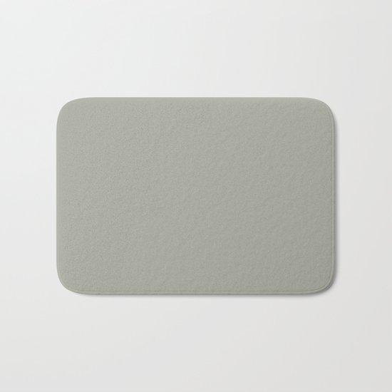Simply Retro Gray Bath Mat