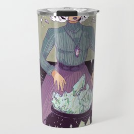 Crystal Witch Travel Mug
