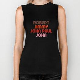 Robert Jimmy JohnPaul John Biker Tank