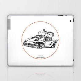 Crazy Car Art 0022 Laptop & iPad Skin