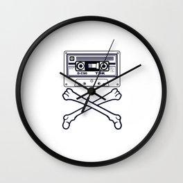 Louder Than Life Wall Clock