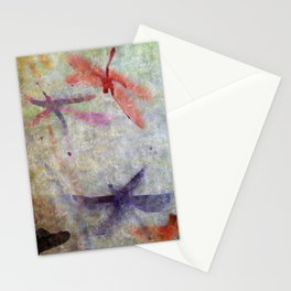 dragonfly dreams Stationery Cards