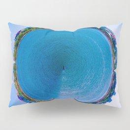 Montreal City litlle planet Pillow Sham