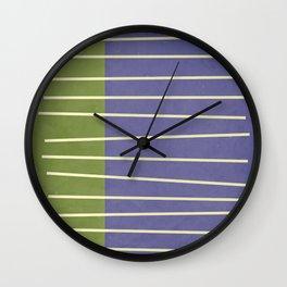 Via Veneto Wall Clock