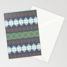 Pattern Norwegian Stationery Cards