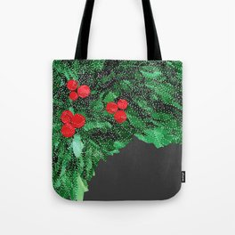 Holiday 2018 - Holly Tote Bag