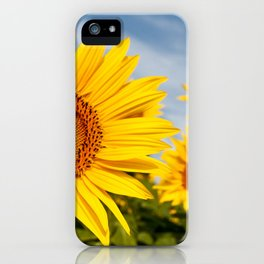 Right In Front Of You iPhone Case