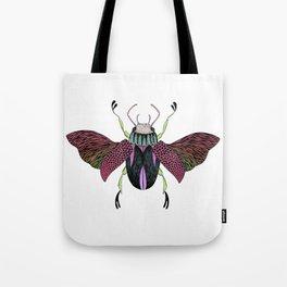 Beetle #4 Color Tote Bag