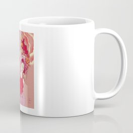 Girls in tropical garden Coffee Mug