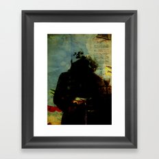 K&R Framed Art Print