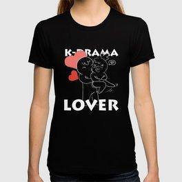 K Drama Love T-shirt