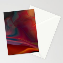 Night fever Stationery Cards
