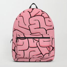 Guts or Brains - Pink Backpack