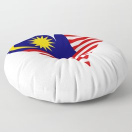 South east asia flag Floor Pillow