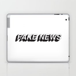 FAKE NEWS Laptop & iPad Skin