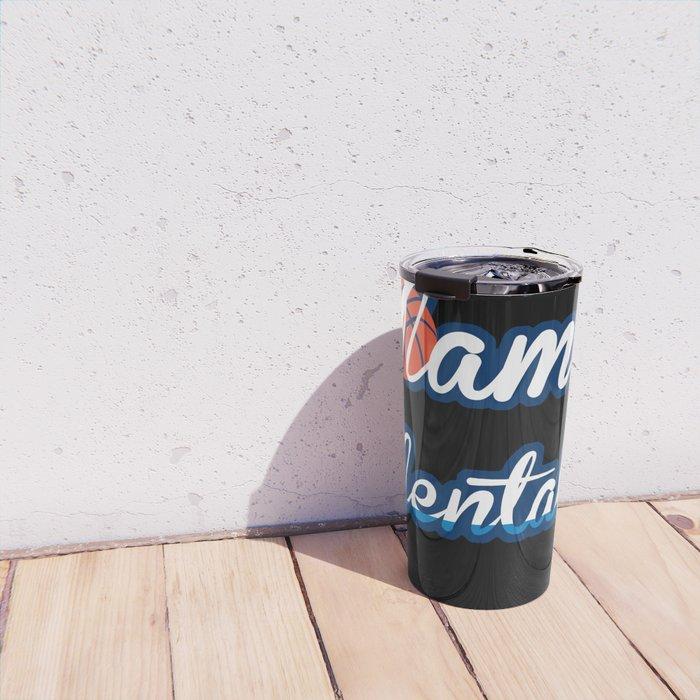 Mamba Travel Mug