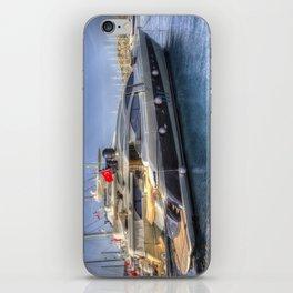 Pershing 90 Yacht iPhone Skin