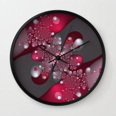 Bubbly Infinity Wall Clock