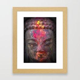 Color Karma Framed Art Print