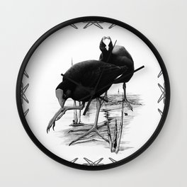 Goldie #1 Wall Clock