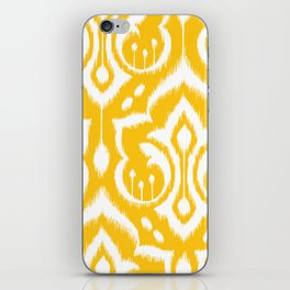 Ikat Damask iPhone Skin