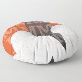 Pushing Daisies - Coroner Floor Pillow
